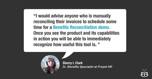 Benefits Reconciliation Demo