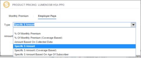 Employer Premium Contribution