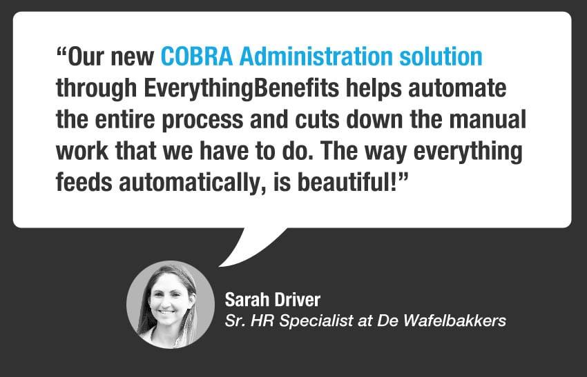 cobra administration solution case study