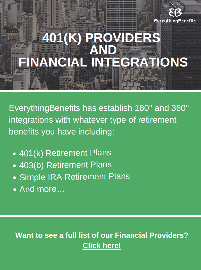 financial integrations