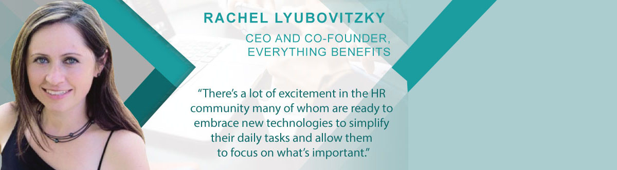 interview with Rachel Lyubovitzky HRTechCube