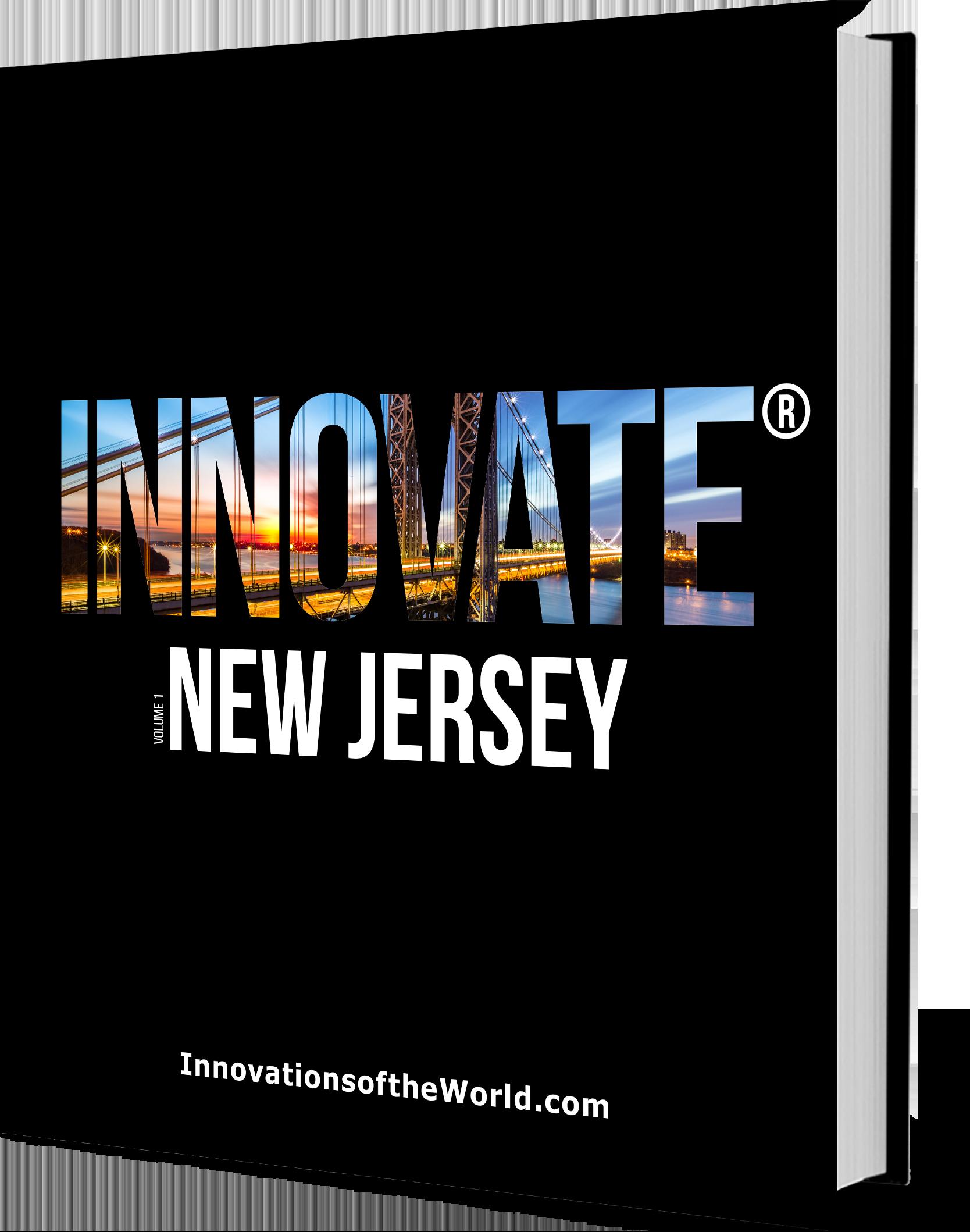 Innovate NJ Coffee Book 2021
